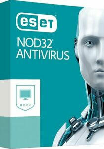 ESET Nod 32  Antivirus Security software