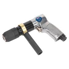 Sealey SA27 Air Drill 13mm 700rpm Reversible Keyless Chuck