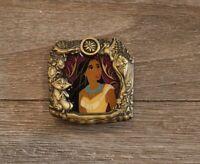 Disney WDI Stained Glass Princess Series Pocahontas Pin Le 300