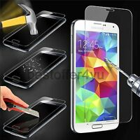 9H Premium Real Tempered Glass Guard Screen Protector Film For Samsung Phone