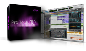 Avid Pro Tools 10  - iLok Asset License  Transfer