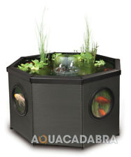 Blagdon Affinity OCTAGON Mocha Weave Patio Fish Pond Water Feature