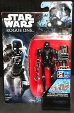 """Star Wars Rogue One K-2SO Security Droid New! 3.75"""" Figure"""