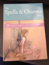 The Fairies Spells And Charms Deck 50 Messages Card Deck Brand New