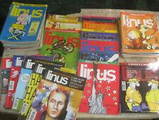 Linus lotto varie anni 90