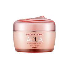 Nature Republic Super Aqua Max Moisture Watery Cream - 80ml ROSEAU