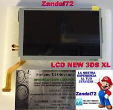 NINTENDO NEW 3DS XL SCHERMO DI RICAMBIO NUOVO + GARANZIA DISPLAY LCD SUPERIORE