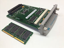 Original HP c7772a gl/2 accessory card incl. 128mb Memory DesignJet 500 800