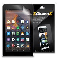 1X EZguardz LCD Screen Protector Shield HD 1X For Amazon Fire 7 (2017)