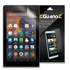 3X EZguardz New Screen Protector Shield HD 3X For Amazon Fire 7 (2017)