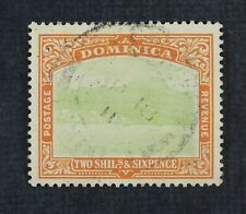 Ckstamps: Gb Stamps Collection Dominica Scott#47 Used