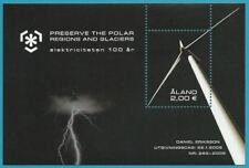 Finnland-Aland aus 2009 ** postfrisch Block 8 MiNr.305 - Elektrizität!