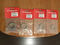 "1 Token carbon fiber cylindrical spacer kit- 1 1/8"" (28 mm) Steerer-Blue-"