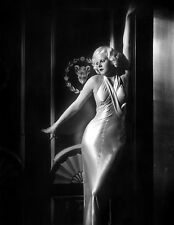 JEAN HARLOW 8x10 PICTURE SEXY DINNER AT EIGHT SET PHOTO