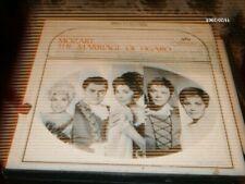 Mozart The Marriage of Figaro - Dresden State Chorus SUNG IN GERMAN  NM VINYL LP
