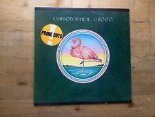 Christopher Cross Self Titled Near Mint Vinyl LP Record Album WB 56789