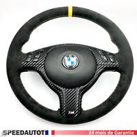 Volante IN Pelle BMW E46 E39 Z3 X5 Alcantara Apertura Multifunzione Airbag