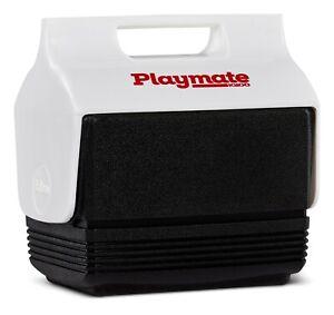 New Igloo Playmate Mini Black Cooler - 4 Quarts / 3 Liters / 6 cans