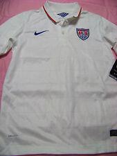 Nike DriFit Youth US USA Soccer Jersey NWT Large