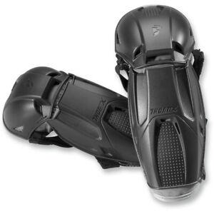 Thor Cuadrante Motocross Todoterreno Codo Protector Negro