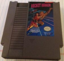 NES Nintendo Game ROCKET RANGER Rare Classic
