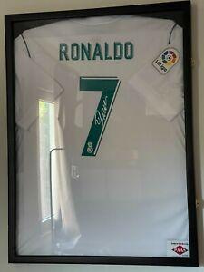 Cristiano Ronaldo Signed Real Madrid Jersey - PAAS COA