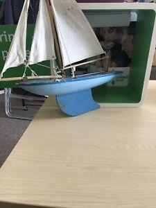 Vintage Star Yacht SY 4 Pond Boat