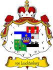 ✅ REALER TITEL= GRAF von LEUCHTENBERG = Adelstitel ✅