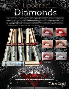 💎Senegence Diamond LipSense Praline Rose Bombshell Sheer Berry Caramel Apple 💎