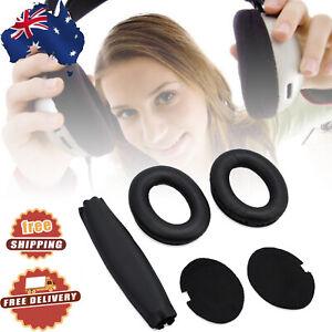 Soft Replacement Ear Pad+Headband Cushion Kit For QC15 QC2 AE2 AE2I Headphones