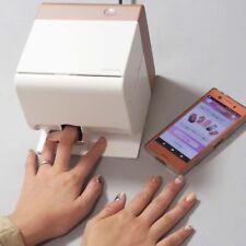 STAMPANTE per unghie digitale prinail KNP-N800 Koizumi stampa direttamente sull'unghia Self