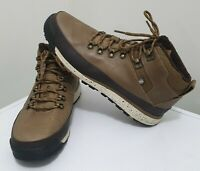 ELEMENT Donnelly Mens Boots Shoes Size US11 Wolfeboro Leather Brown AS NEW