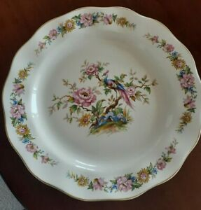 """Wedgewood Large """" Canterbury """" Platter, 13 inches in diameter, made in England"""