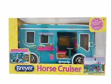 Action Breyer Classics Cruiser Camping-Car avec Pferdeabteil