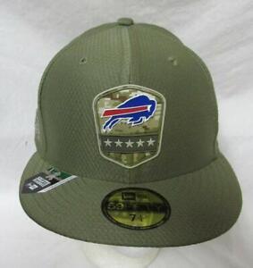 New Era Buffalo Bills Mens Salute To Service Baseball Cap/Hat MSRP $41.99 B4 208