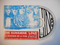 THE SUNSHINE : LOVE - GET DOWN ON YOUR KNEES [ CD SINGLE PORT GRATUIT ]