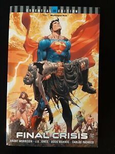 Final Crisis TPB Essential Edition VF 2019 Death Batman
