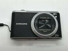 Samsung WB380F Digital Camera 16.3MP 21x Optical Zoom - Black