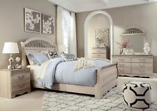 Ashley Furniture Catalina Queen 6 Piece Sleigh Bedroom Set B196-77