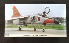 Hasegawa Mitsubishi T-2 Early Version Model Kit - 1/72 Scale - 09819
