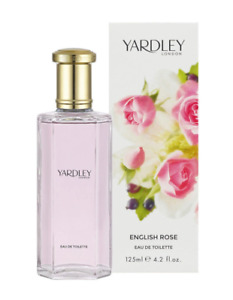 Yardley London - Eau De Toilette 125ml ENGLISH ROSE Perfume Womens Fragrance EDT