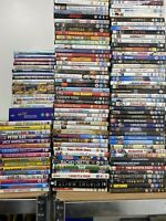 Job Lot Bundle Of 100 DVD's.  All Hollywood Or TV.  No Budget Titles