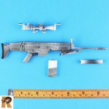 Navy SEAL Winter - SCAR Sniper Rifle #2 - 1/6 Scale - Mini Times Action Figures