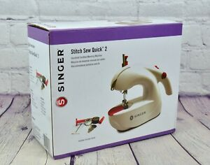 Singer Stitch Sew Quick 2 Machine Compact Handheld Sewing Machine