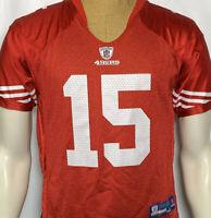 San Francisco 49ers Michael Crabtree NFL Reebok Football Jersey Youth Large