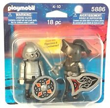 Playmobil 5886 Knights Duo Pack -  NEW