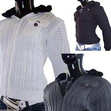 Herren Trend Strickjacke Strick Pulli Pullover Oberteil SWEATER Jacke Sweatshirt