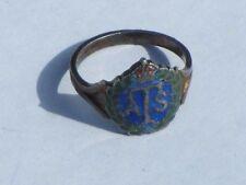 Silver Ring Retro Fine Jewellery (1940s)