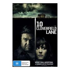 10 CLOVERFIELD LANE DVD JOHN GOODMAN MARY ELIZABETH WINSTEAD ***