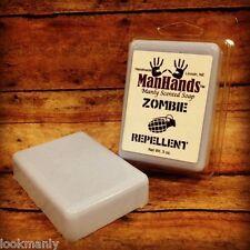 Zombie Repellent Scented Soap - 3oz bar - Manhands